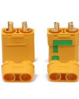 AMASS XT90-S Anti spark Connector (1 Pair)